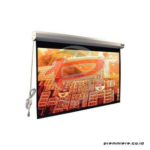 "Screen Projector Motorized 84"" [MR-2121]"